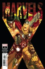 Marvels X #4 (of 6) Cover A
