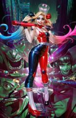 Harley Quinn Vol 4 #1 Cover B