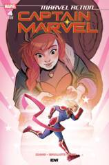 Marvel Action: Captain Marvel (2021) Vol 3 #4 Cover A