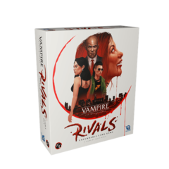 Vampire The Masquerade Rivals - Expandable Card Game