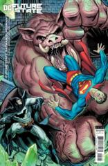 Future State: Batman / Superman #2 (of 2) Cover B Adams Variant