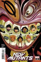 New Mutants Vol 4 #10 Cover A