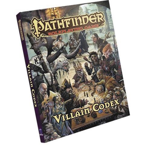 Pathfinder RPG: Villain Codex (Pocket Edition)