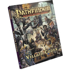 Pathfinder RPG: Villain Codex (Pocket Edition)