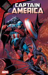 King in Black: Captain America #1 Cover A