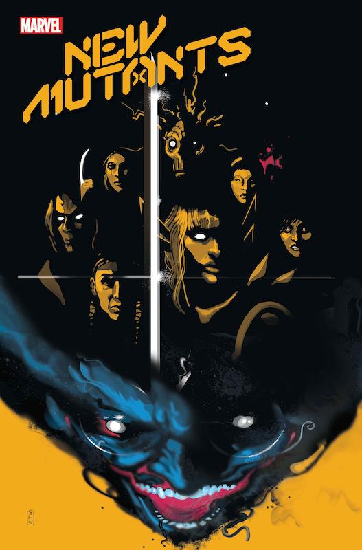 New Mutants Vol 4 #16 Cover A