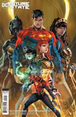 Future State: Justice League #2 (of 2) Cover B Ngu Variant