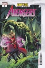 Empyre: Avengers #2 (of 3) Cover A