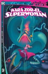 Future State: Kara Zor-El Superwoman #2 (of 2) Cover A