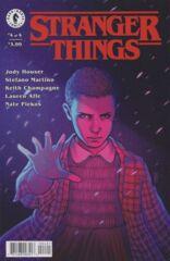 Stranger Things #4 Cover B Bartel Variant