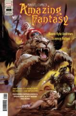Amazing Fantasy Vol 3 #1 (of 5) Cover A