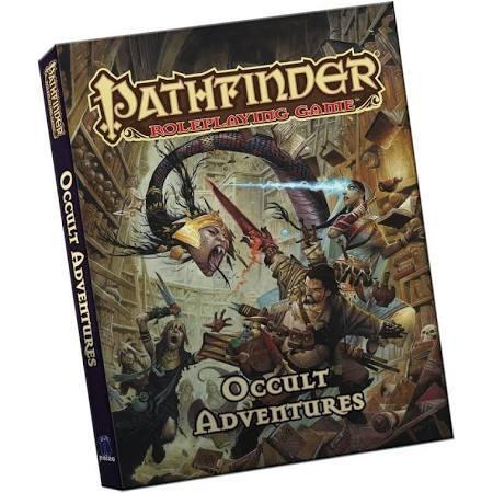 Pathfinder RPG: Occult Adventures (Pocket Edition)