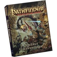 Pathfinder RPG: Occult Adventures (Pocket Edition)