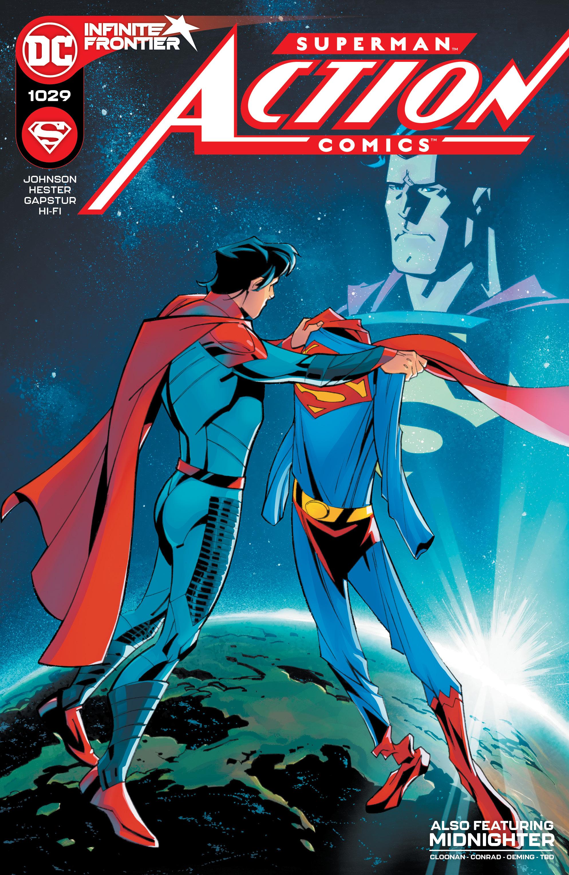 Action Comics Vol 2 #1029 Cover A