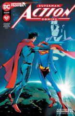 Action Comics Vol 3 #1029 Cover A