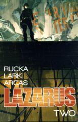 Lazarus Vol 2 TP