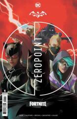 Batman / Fortnite: Zero Point #1 (of 6) Cover A