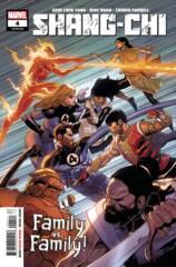Shang-Chi Vol 2 #4 Cover A