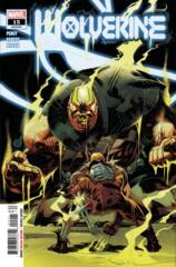 Wolverine Vol 7 #15 Cover A