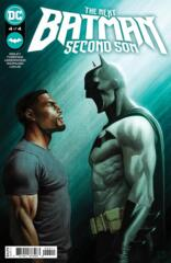 The Next Batman: Second Son #4 (of 4) Cover A