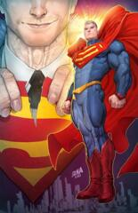Future State: Superman vs Imperious Lex #3 (of 3) Cover B Nakayama Variant