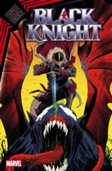 King in Black: Black Knight #1 Cover A