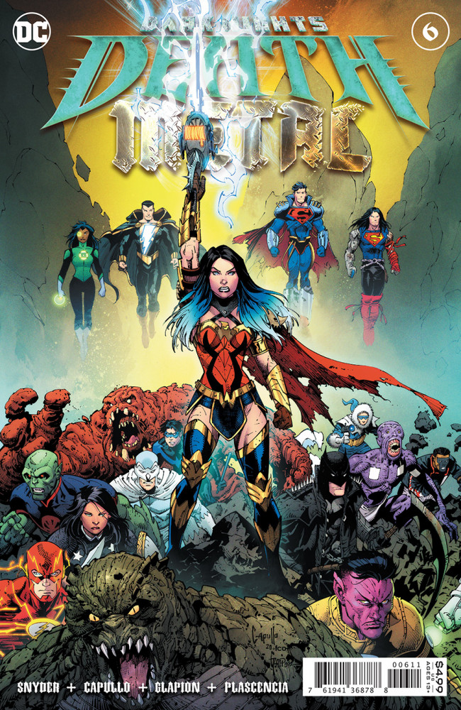 Dark Nights: Death Metal #6 (of 7) Cover A