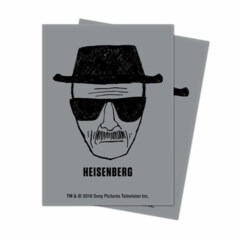 Ultra Pro - Breaking Bad - Heisenberg 100 Ct