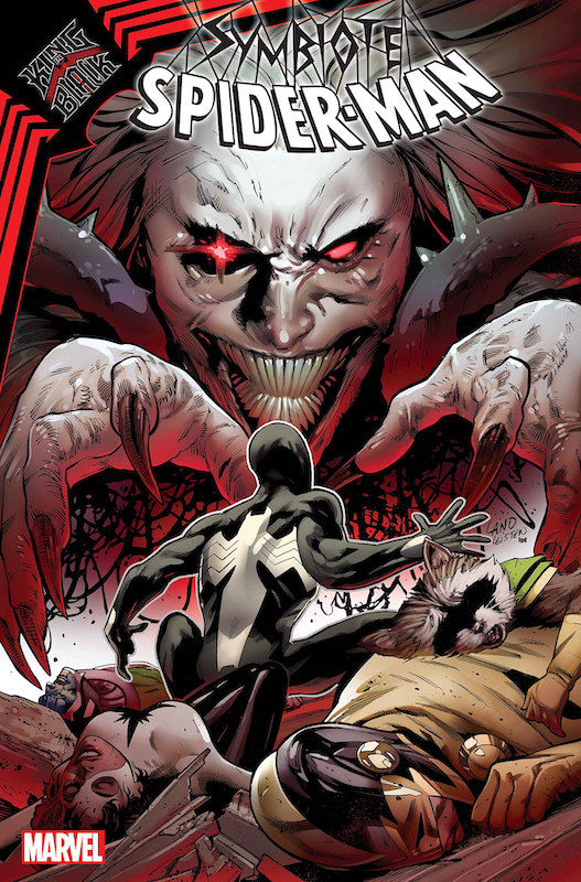 King in Black: Symbiote Spider-Man #5 (of 5) Cover A