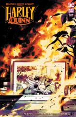 Batman White Knight Presents: Harley Quinn #5 (of 6) Cover B Scalera Variant