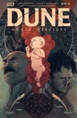 Dune: House Atreides #6 (of 12) Cover A