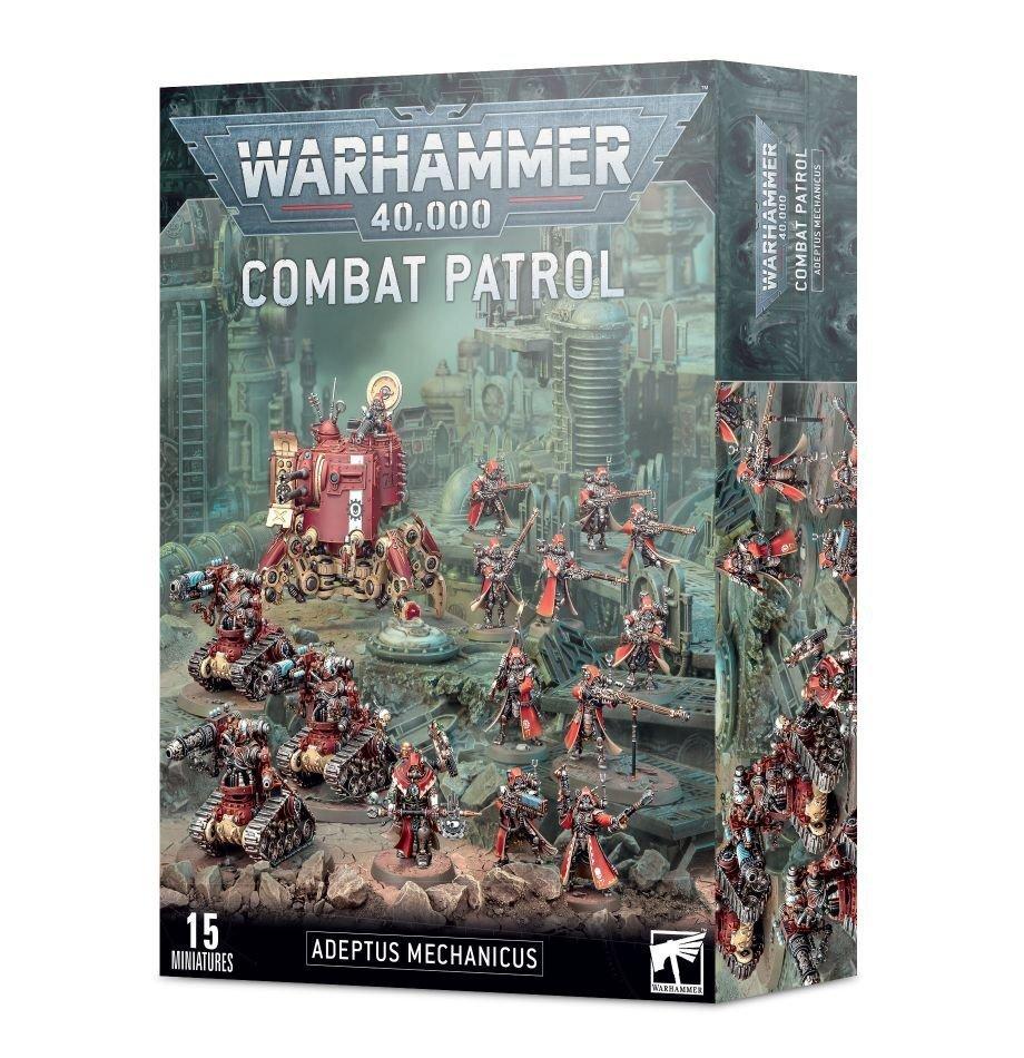 Combat Patrol: Adeptus Mechanicus