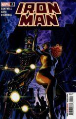 Iron Man Vol 6 #4 Cover A