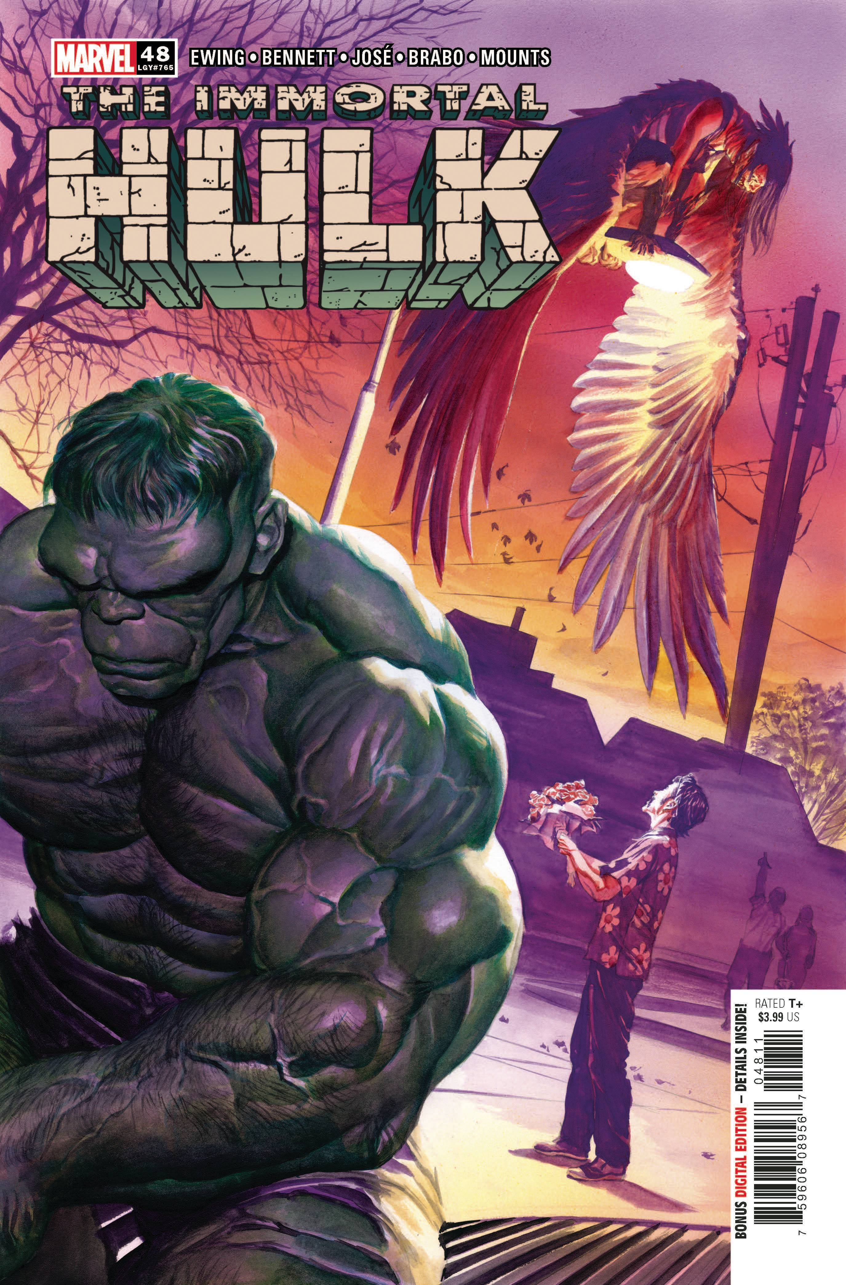 Immortal Hulk #48 Cover A