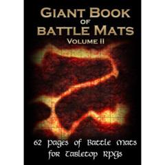 Giant Book of Battle Mats: Vol 2
