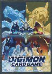 Digimon TCG - Omnimon - Official Character Sleeves 60ct