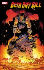 Beta Ray Bill #4 (of 5) Cover A
