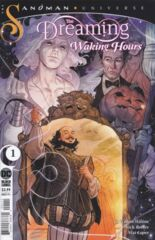 Dreaming: Waking Hours #1 Cover A