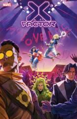 X-Factor Vol 4 #9 Cover A