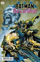 Batman vs Ra's Al Ghul #5 (of 6) Cover A