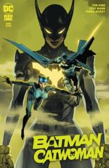 Batman / Catwoman #4 (of 12) Cover A