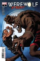 Werewolf by Night Vol 3 #3 (of 4) Cover A