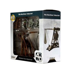 4D Settings: War Machines - Trebuchet