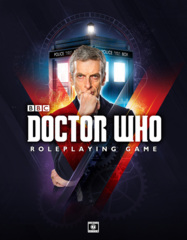 Doctor Who: Roleplaying Game Core Rules (Hardcover)