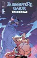 Summoners War: Legacy #4 Cover A