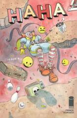 HAHA #4 (of 6) Cover A