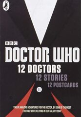 Doctor Who: 12 Doctors 12 Stories 12 Postcards SC
