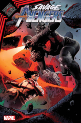 Savage Avengers #19 Cover A
