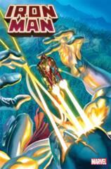 Iron Man Vol 6 #10 Cover A
