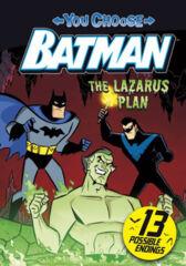 Batman: The Lazarus Plan SC